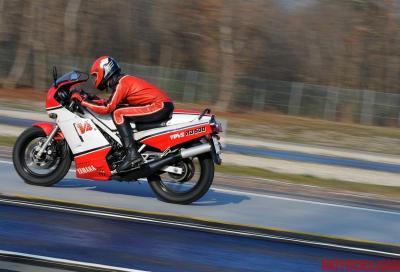 Yamaha RD 500 LC, brivido caldo