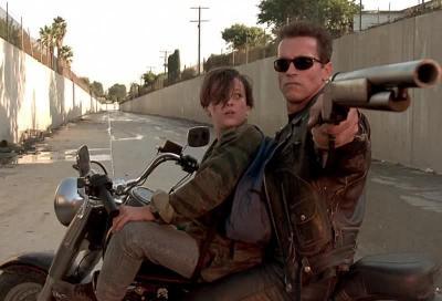 L'Harley-Davidson di Terminator 2 sarà venduta all'asta
