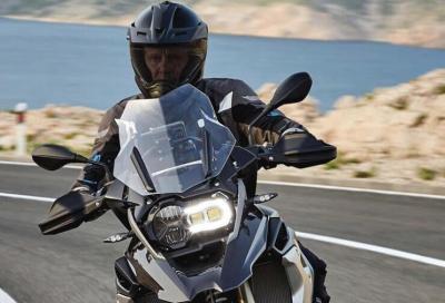 BMW R 1200 GS con TFT: devo cambiare casco?