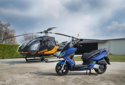 Kymco rinnova il G-Dink 300i ABS