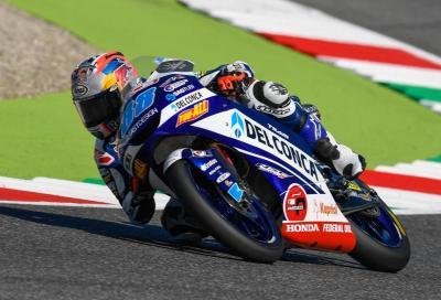 """Moto3: Jorge """"poleman"""" Martin colpisce anche al Mugello"""