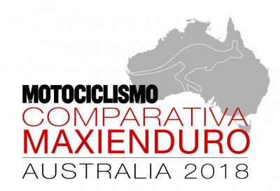 Comparativa Maxienduro 2018: sfida a 7 in Australia!
