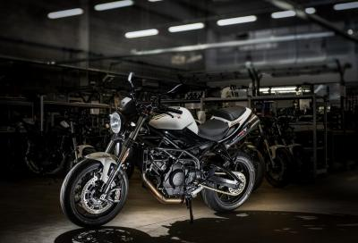 Moto Morini presenta la nuova Corsaro ZT