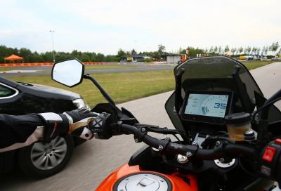 KTM anticipa il futuro con due nuovi sistemi di sicurezza