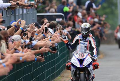 Tourist Trophy 2018, Day 4: Hickman recordman nel Senior TT