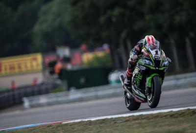 Niente MotoGP per Rea: rinnovo con Kawasaki fino al 2020