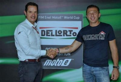 Dell'Orto acquisirà i dati del campionato elettrico MotoE