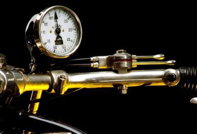 Il tempo scorre sotto le ruote: da un orologio a un display TFT