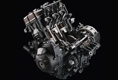 I segreti del motore della Yamaha Tracer 900