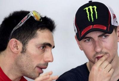 """""""Lorenzo? Una grossa perdita per Ducati. Meglio averlo con noi!"""""""