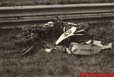 Monza, 1973: l'incidente di Chionio, Colombini e Galtrucco