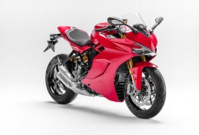 Campagna di richiamo per la Ducati SuperSport