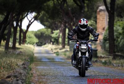 Honda CB300R: strade nuove