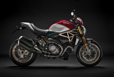 La nuova Ducati Monster 1200 25° Anniversario