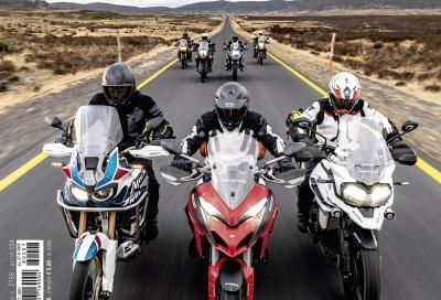 Motociclismo di luglio 2018