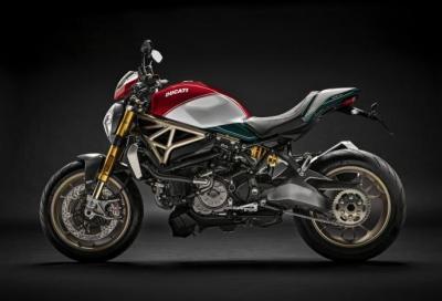 Il video della nuova Ducati Monster 1200 25° Anniversario