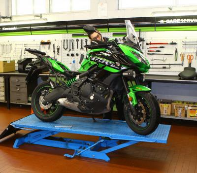 Long Test Kawasaki Versys 650 GT: SOS motore