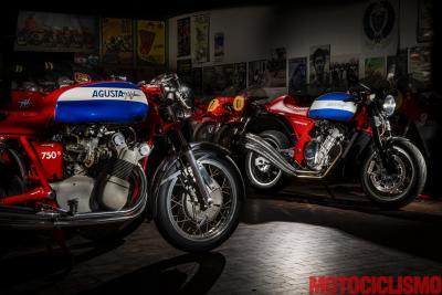 Special MV Agusta Setteecinquanta Sport