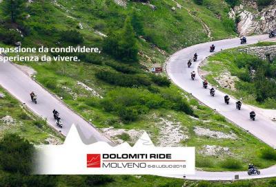Dolomiti Ride: tutto è pronto per la grande festa Yamaha