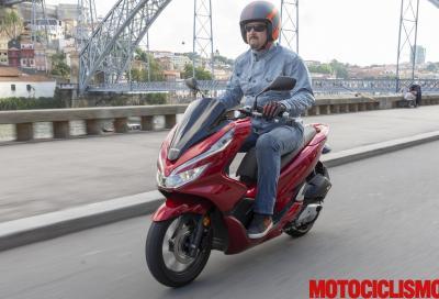 Honda PCX 125 2018: il nostro test
