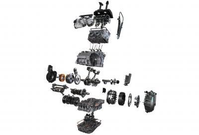 I segreti del motore della KTM 790 Duke