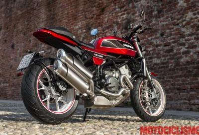 Moto Morini svela l'arrivo di una Milano in edizione limitata