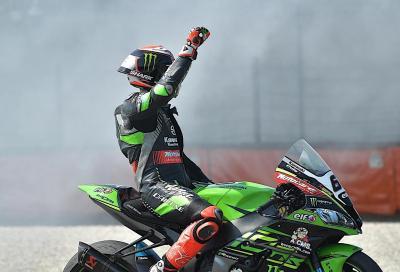 """Tom Sykes dice addio alla Kawasaki: """"Cerco nuove sfide"""""""