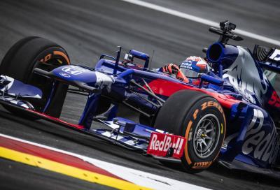 I tempi di Marc Marquez sulla Formula 1: il video