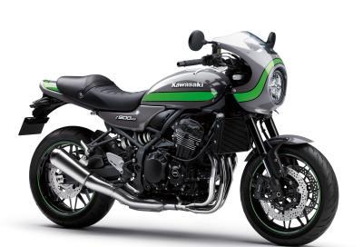 Kawasaki svela le livree 2019