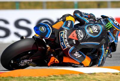 Prima pole in carriera per Luca Marini a Brno