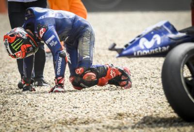 Cos'è successo a Brno tra Bradl, Smith e Viñales?