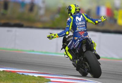 """Rossi: """"Per salire sul podio ci serviva un regalo!"""""""
