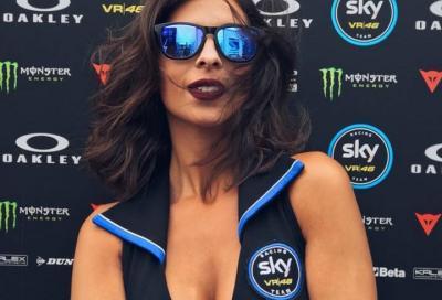 Le ragazze più belle del Motomondiale 2018 a Brno