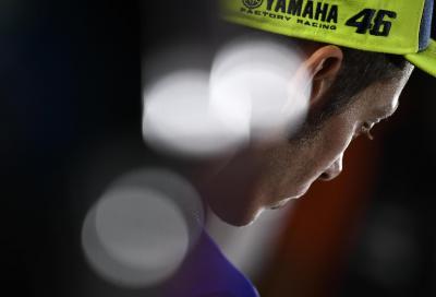 """Rossi: """"È una situazione frustrante"""". Yamaha: """"Scusa!"""""""