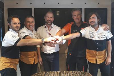 Nel 2019 l'Angel Nieto Team torna in Moto2
