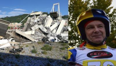 Genova, Ponte Morandi: fra le vittime c'è anche Giorgio Donaggio