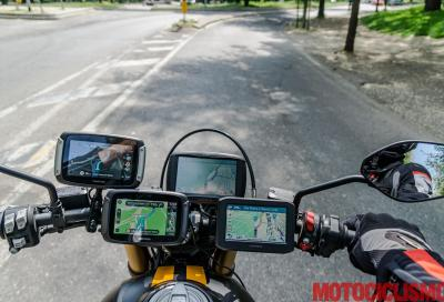 Qual è il miglior navigatore per chi va in moto?