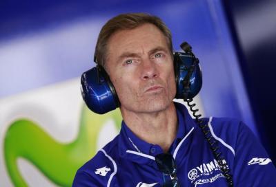"""Jarvis: """"Siamo nei guai. Situazione diversa tra Viñales e Rossi"""""""