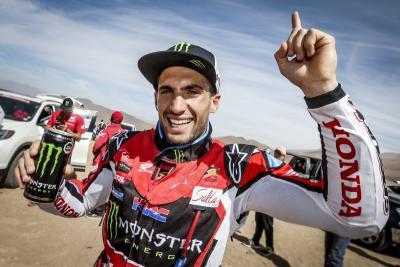 Kevin Benavides conquista l'Atacama Rally 2018
