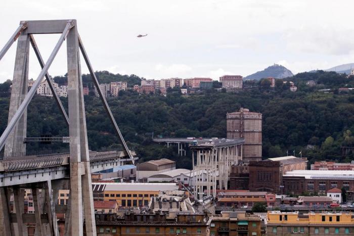 Tragedia di Genova, nel 1979 l'Ing. Morandi mise tutti in guardia