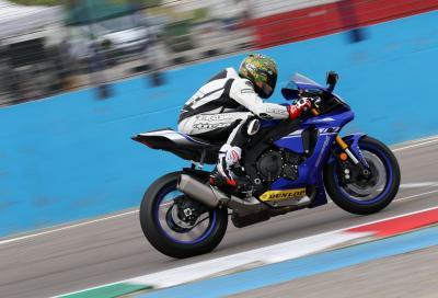Dunlop D213 GP Pro, il nostro test