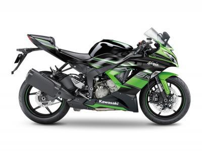 Kawasaki beffata negli USA! Svelato l'arrivo della nuova Ninja