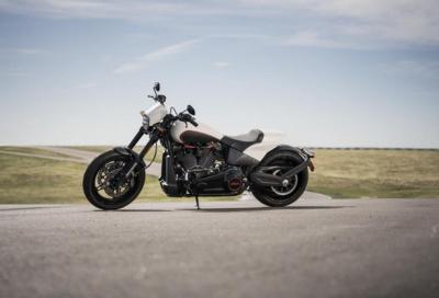 Harley-Davidson presenta la nuova FXDR 114