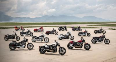 Tutte le novità Harley-Davidson 2019