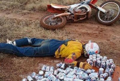 Motocross delle Nazioni… a tutta birra!