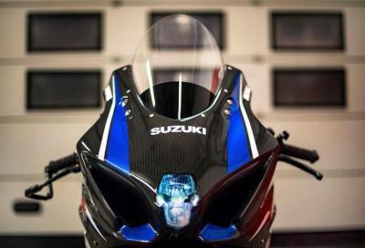 Forma e sostanza, Suzuki svela due nuove GSX-R1000