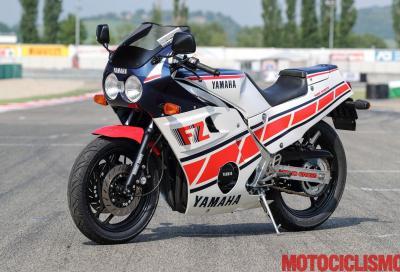 Yamaha FZ 600 R: vorrei ma non posso