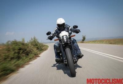 "Harley-Davidson FXDR 114 2019: la ""power-slider"""