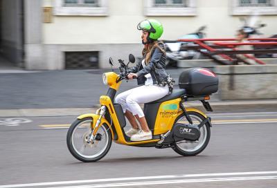 In crescita il servizio di scooter sharing elettrico
