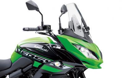 In arrivo una nuova Kawasaki Versys 1000